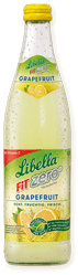 Libella FIT 0% Zucker Grapefruit - Glas 0,5 Liter