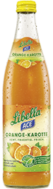 Libella ACE Orange-Karotte - Glas 0,5 Liter